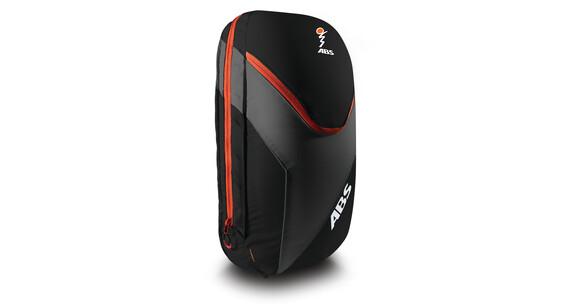 ABS Vario Zip-On 18 Backpack black/orange